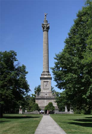 brocks monument