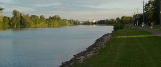welland canal trail